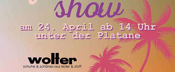 Summer-Fashionshow!!!