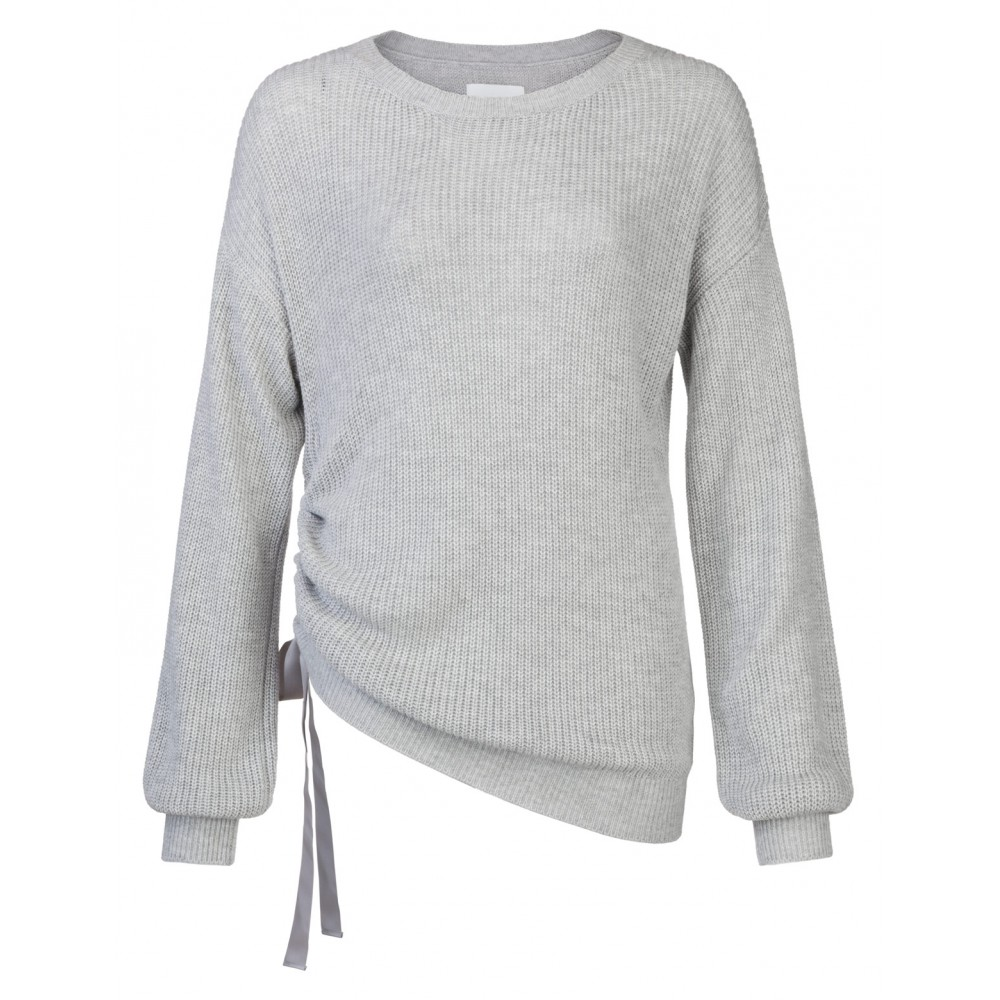 sweater-with-puff-sleeve-and-cord-at-sideseam