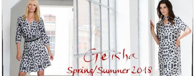 Geisha Spring/Summer 2018