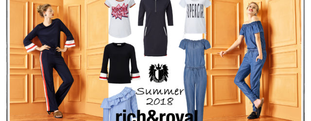Rich & Royal Summer Collection 2018