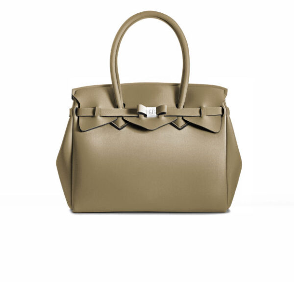 save my bag Miss Paris Toffee