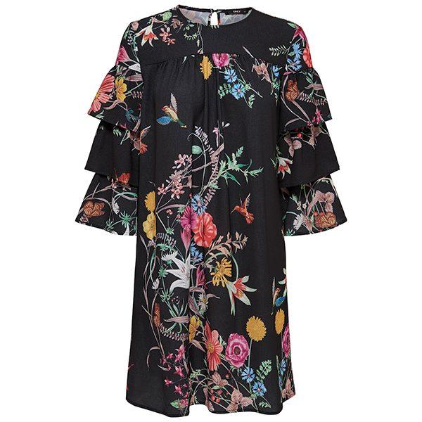 Juliet Layred Frill Dress