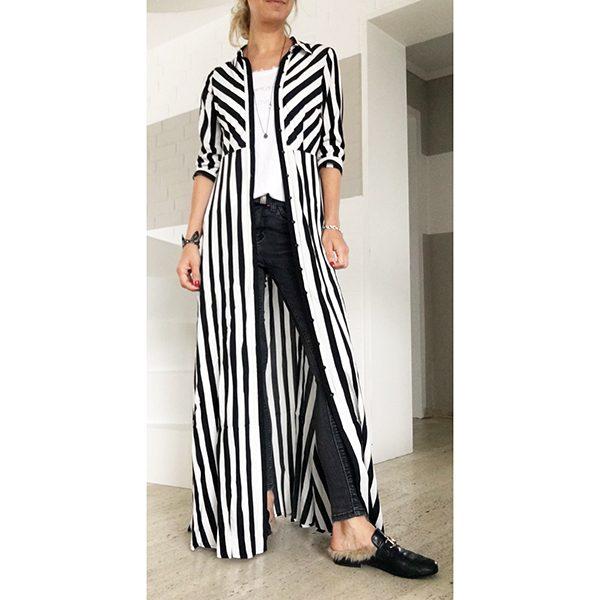 Stripe Dress3