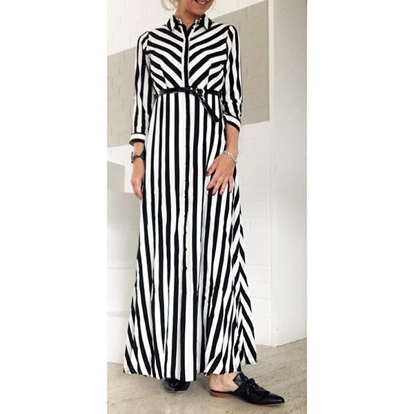 Stripe Dress4