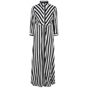 YASSAVANNA LONG SHIRT DRESS
