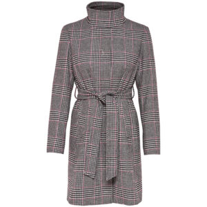 onlASHLEY CHECK WOOL COAT CC OTW