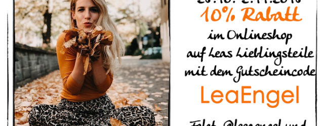 Happy Herbst mit @leeaengel