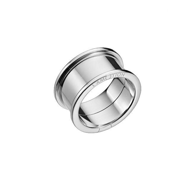 Basic Ring silber