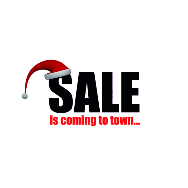 Sale is coming…