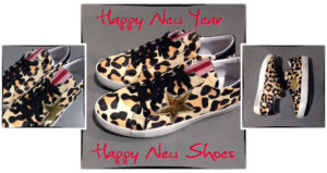 Happy New Shoes