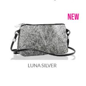 Cosette Python Luna silver