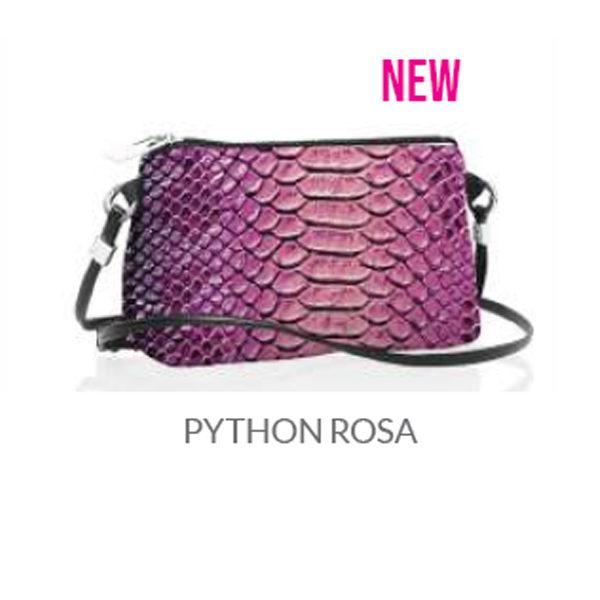 Cosette Python rosa