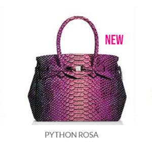 Miss Plus Python rosa