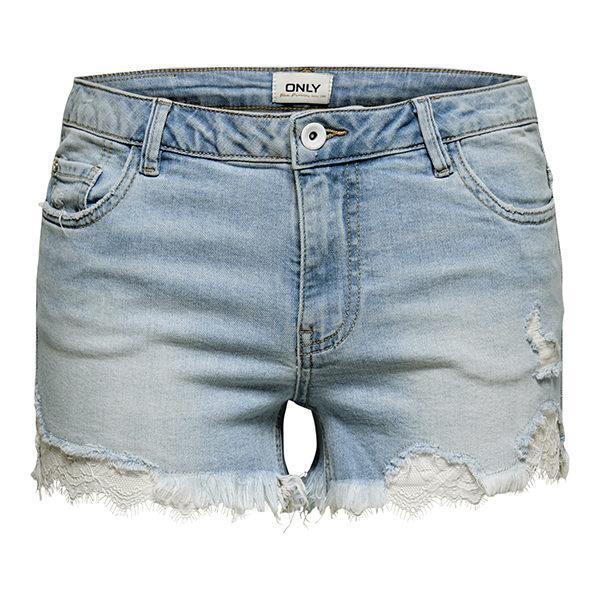 Carmen Lace Shorts