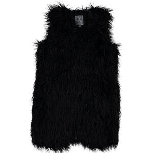 Fake-fur-gilet-black-11936