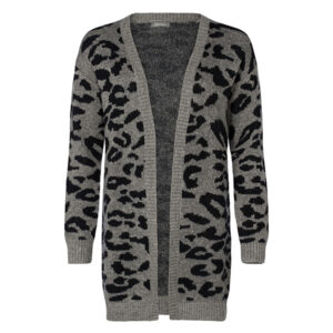 Cardigan-bi-color-leopard-black-15110