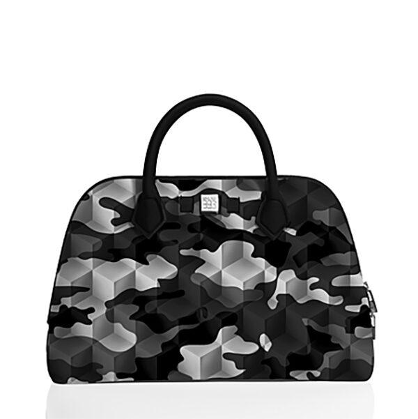 Princess Midi Grey Camouflage