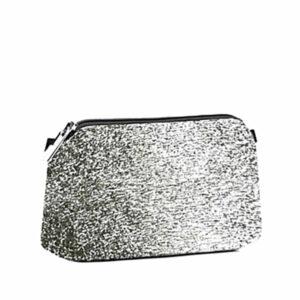 Small Pouch Luna Silver