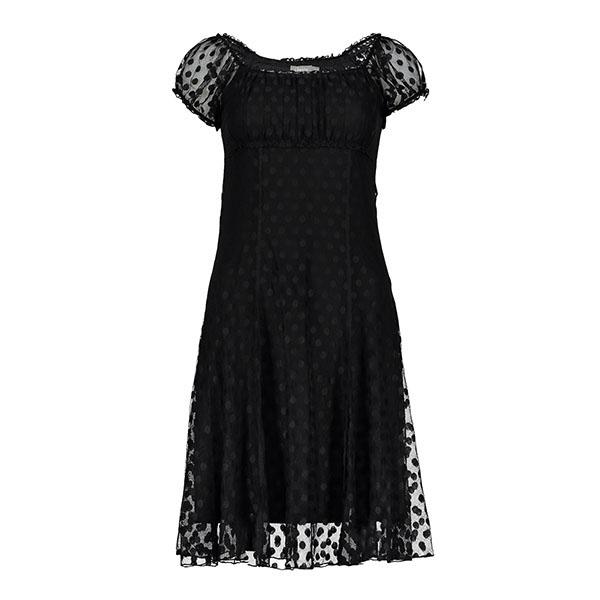 Dress-mesh-dots-ss-black-16446