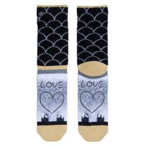 70158 Sock XPOOOS Xmas snow love