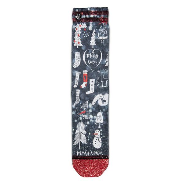 70090 Sock XPOOOS Xmas doodle Xmas