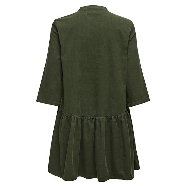 ONLCHICAGO CORDUROY DRESS PNT_4